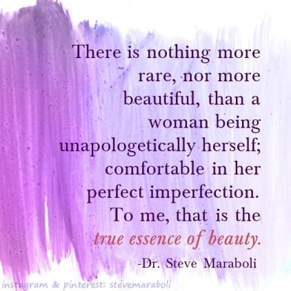 perfect imperfect women